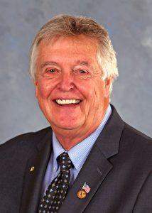 Illinois State Rep Steve Reick Headshot